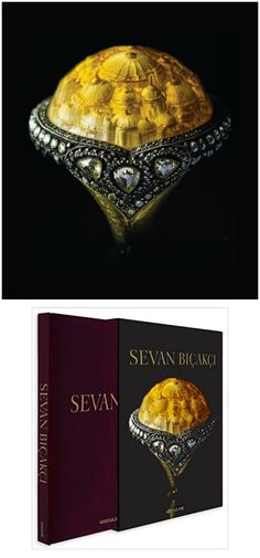 My review of the beautiful new Sevan Bicakci book from Assouline.