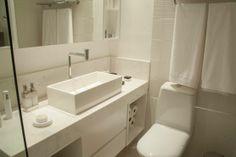 Sink, Table Settings, Bathtub, Bathroom, Hospitality, Home Decor, Bathrooms, Home, Bathroom Sinks