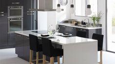 Alinea cuisine xxl table ilot