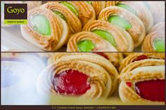 ¿Rojas o verdes? ----- Red or green?   Goyo #PuertoBanus (2015) #pastry #marbella #pasteleria