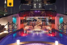 KISMET is available now for charter in the Caribbean & Mediterranean! Yacht World, Deck Boat, Below Deck, Interior Photo, Open Water, Jet Ski, Marina Bay Sands, Fresh Water, Caribbean