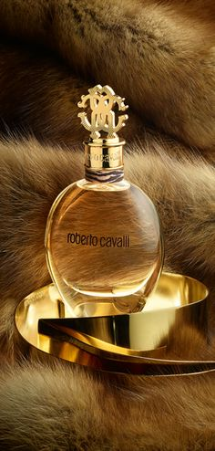 Roberto Cavalli, this perfume was the very first perfume Mitch bought me and let's just say it is our fav