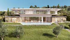Matteo Thun & Partners : Architecture : Villa Eden Gardone - Residential