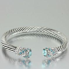 Jaydes Boutique Aquamarine Blue Cable Cuff Bracelet Bangle Designer Inspired Jaydes Boutique,http://www.amazon.com/dp/B00BYBGLM0/ref=cm_sw_r_pi_dp_wL6lsb0B88SGAZG2