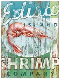 Edisto Island Shrimp