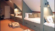 Thiết kế đơn giản nhưng những chiếc giường này vẫn tạo ra sự thoải mái khiến bạn muốn nằm lên và ngủ ngay lập tức.