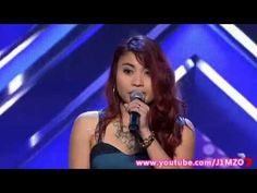 Mary Ann Van Der Horst - The X Factor Australia 2014 - AUDITION [FULL]