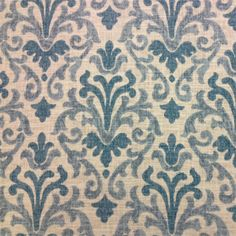 02098 Lagoon Jaclyn Smith Home Fabric;