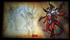 __Darksiders concept art by Paul Richards 2006-2009