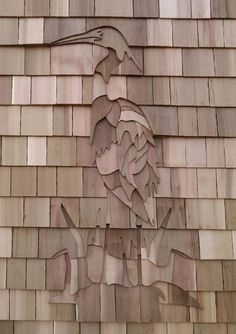 Best Pin By Dave Grant On Shingle Patterns Wood Facade Wall 400 x 300