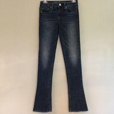 American Eagle jeans Skinny kick NWOT 🇺🇸 American Eagle jeans in the skinny kick stretch style. Size 00 Long. NWOT. American Eagle Outfitters Jeans Skinny