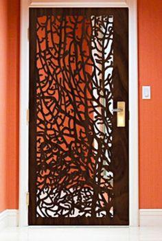 cut out door - Woah. by echkbet