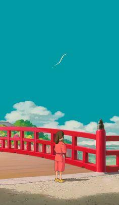 Studio ghibli,spirited away,hayao miyazaki Fullhd Wallpapers, Animes Wallpapers, Cute Wallpapers, Spirited Away Movie, Studio Ghibli Spirited Away, Art Studio Ghibli, Studio Ghibli Movies, Film Animation Japonais, Spirited Away Wallpaper