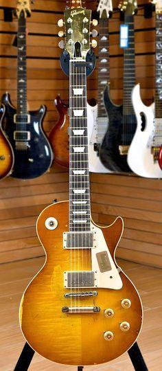 Gibson Custom Shop Mike McCready 1959 Les Paul Standard VOS - AGED