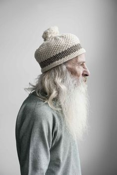 My boyfriend is gonna look like this when he's an old man...