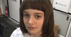 Why It's Impossible To Guess Whose Hair Is Real & Whose Is Fake In Stranger Things 2 #refinery29 http://www.refinery29.com/2017/11/179468/stranger-things-2-hair-wig-secrets