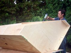 How to Build Corner Cabinets : How-To : DIY Network