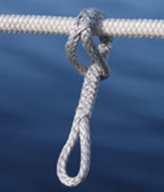 The LineGrabber allows you to quickly and easily attach a line or anchor snubber at any point along another line. It can also be used in any number of other applications, from securing a coil of rope to hanging something from a backstay or securing a dock line. LineGrabbers are manufactured by the same company that makes the Shockles anchor line snubber and consist of a sewn double loop of 1/4in