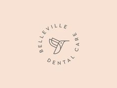 Belleville Dental Care Logo by altermade #Design Popular #Dribbble #shots