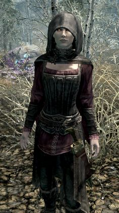 Serana - The Elder Scrolls Wiki - A strong and able follower - when you equip her with some nice enchanted glass armor!