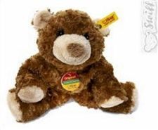 "Steiff Teddy Bears, Plush Stuffed Teddy Bears: Alpaca Redbrown 7"""