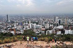 Santiago de #Cali #Colombia: Cerro de las Tres Cruces, una ruta deportiva que reclama atención | EL PAIS