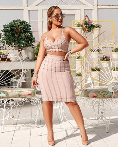 Clubbing Outfits, Chic Couture Online, Forbidden Love, Night Out, Two Piece Skirt Set, Stylish, Fitness, Skirts, Instagram