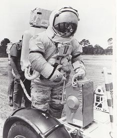 Lunar Rover Training, Apollo 17