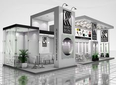 Pinpoint the atmospherics you want to display for your ideal customer with… Design Stand, Trade Show Booth Design, Display Design, Exhibition Stall Design, Exhibition Display, Exhibition Stands, Exhibit Design, Exhibition Plan, Kiosk Design