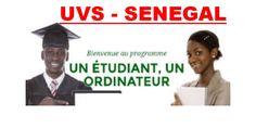 Université Virtuelle du Sénégal:Programme un étudiant-un ordinateur/édition 2017-Phase2