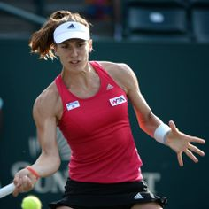 2014 Family Circle Cup, Rd: Andrea Petkovic upset Sabine Lisicki in all-German affair. Andrea routed Sabine to advance to the QFs in Charleston. Sabine Lisicki, Petkovic, Billie Jean King, Family Circle, Bagel, Charleston, Affair, Tennis, German