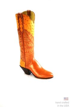 Paul Bond Boots specializes in handmade designs for the working ...