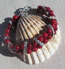 Beautiful Coral Braclet