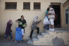 Imagen de 1 de cada 5, un informe documental en el que hemos querido mostrar la realidad que viven muchas familias en España. Foto: Gabriel Pecot / Ayuda en Acción