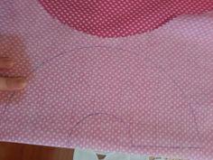 Tutorial para traje flamenca tipo marisol. Parte 1