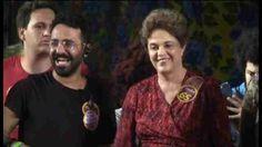 """Rio de Janeiro (Brasil), 22 set (EFE), (Imagens: Carlos Moreno).=. A ex-presidente Dilma Rousseff afirmou nesta quarta-feira no Rio de Janeiro que o processo aberto na terça-feira pela Justiça Federal contra o ex-presidente Luiz Inácio Lula da Silva está relacionado com o seu impeachment.    """"Estamos em um momento muito difícil porque está em andamento um processo sistemático de ruptura constitucional. Primeiro atacaram a mim e agora estão atacando o Lula"""", afirmou Dilma, alegando que ainda…"""