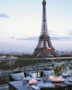 Paris is always a good idea. #ShangriLaParis #Paris #CityofLove