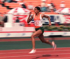 PT Usha - The fastest woman in India.