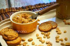 Manteiga de Amendoim Caseira - Veganana