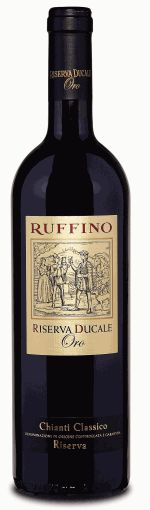 """Excellent red wine, sold at Costco in Kona for about $22. During a visit to Tuscany in 2010, I learned about Italian wines, and how to identify good ones (the pink-ish paper sticker around the top with """"DOCG"""" or """"DOC"""" and an image of a rooster). This is one of my favorite wines!"""