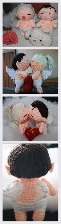 How to Make Amigurumi Dolls #amigurumi #amigurumidoll #amigurumipattern #amigurumitutorial #crochettoys