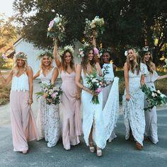 Mumu Weddings Bridesmaid Dresses coming soon!