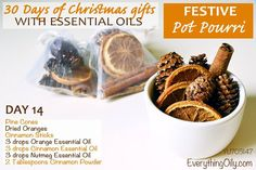 Young Living Essential Oils: Potpourri https://www.youngliving.com/signup/?sponsorid=1913957&enrollerid=1913957