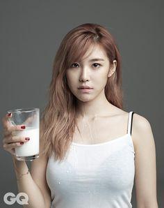 SECRET - Jeon HyoSung #전효성 #효성 for GQ Korea