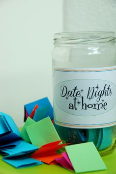 Thrifty Travel Mama - 35 Ideas for Date Nights at Home