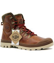 Think these are men's but Ireally, really like! Pallabrouse Hikr PALLADIUM Retro Hiking Boots (S):