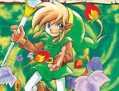 'Legend of Zelda' Legendary Edition Manga Announced