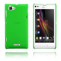 "Søkeresultat for: ""hard case gronn sony xperia l case"" Sony Xperia, Phone, Telephone, Phones"