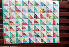 To The Point: A Quick n' Easy Jelly Quilt Tutorial