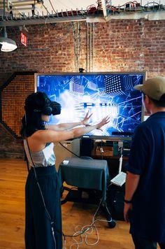 NYU's Spring Showcase Takes on the Future of Interactive Tech Art